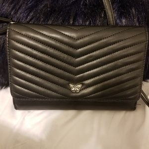 Crossbody clutch (worn 3 times) great condition